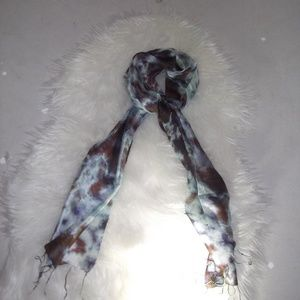 Multicolor Scarf style#1006